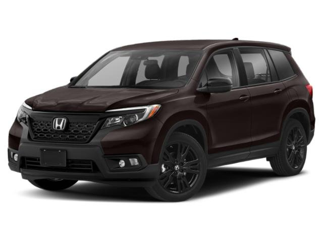 2021 Honda Passport Sport Sport FWD Regular Unleaded V-6 3.5 L/212 [16]