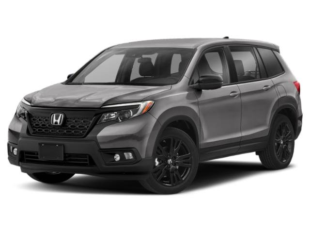 2021 Honda Passport Sport Sport FWD Regular Unleaded V-6 3.5 L/212 [1]