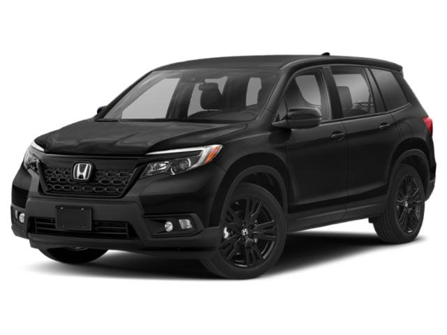 2021 Honda Passport Sport Sport AWD Regular Unleaded V-6 3.5 L/212 [0]