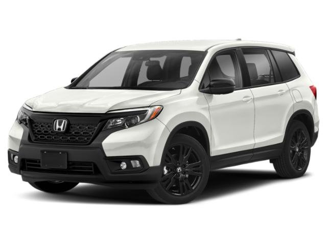 2021 Honda Passport Sport Sport AWD Regular Unleaded V-6 3.5 L/212 [4]