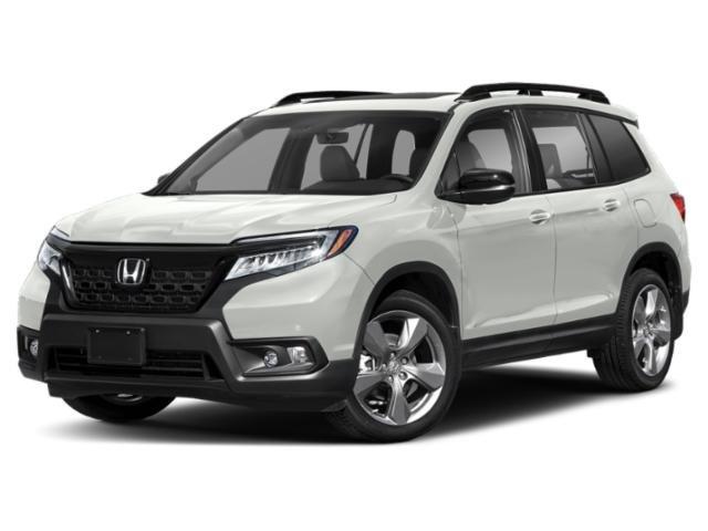 2021 Honda Passport Touring Touring FWD Regular Unleaded V-6 3.5 L/212 [5]