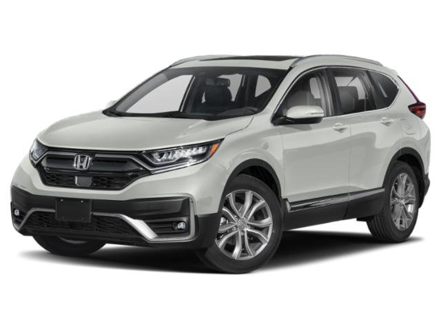 2021 Honda CR-V Touring Touring 2WD Intercooled Turbo Regular Unleaded I-4 1.5 L/91 [18]