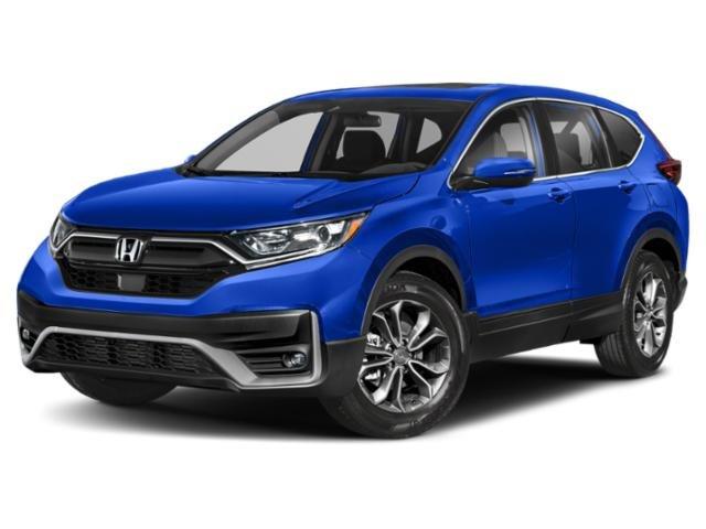 2021 Honda CR-V EX EX 2WD Intercooled Turbo Regular Unleaded I-4 1.5 L/91 [4]