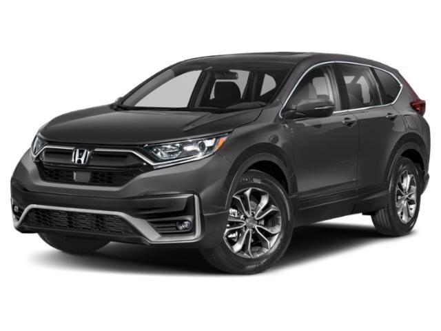 2021 Honda CR-V EX EX 2WD Intercooled Turbo Regular Unleaded I-4 1.5 L/91 [2]