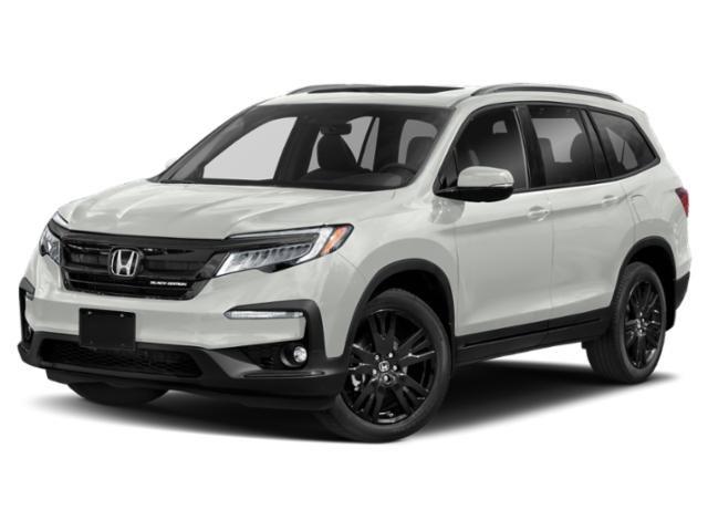 2021 Honda Pilot Black Edition Black Edition AWD Regular Unleaded V-6 3.5 L/212 [3]