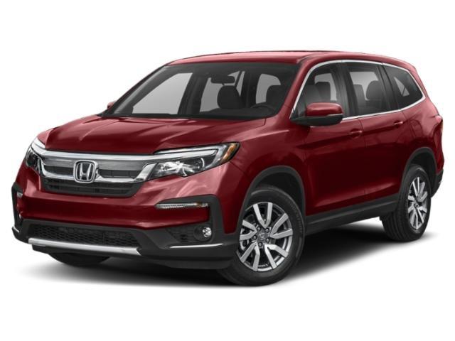 2021 Honda Pilot EX EX 2WD Regular Unleaded V-6 3.5 L/212 [4]