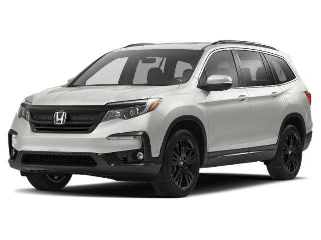 2021 Honda Pilot Special Edition Special Edition 2WD Regular Unleaded V-6 3.5 L/212 [13]