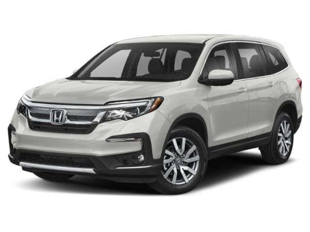 2021 Honda Pilot EX EX 2WD Regular Unleaded V-6 3.5 L/212 [2]