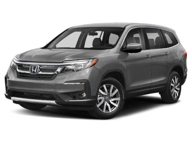 2021 Honda Pilot EX EX AWD Regular Unleaded V-6 3.5 L/212 [6]