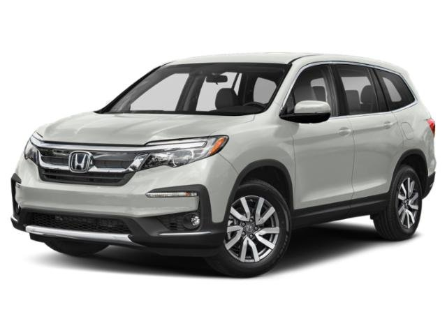 2021 Honda Pilot EX EX AWD Regular Unleaded V-6 3.5 L/212 [5]