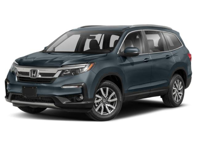 2021 Honda Pilot EX-L EX-L 2WD Regular Unleaded V-6 3.5 L/212 [12]