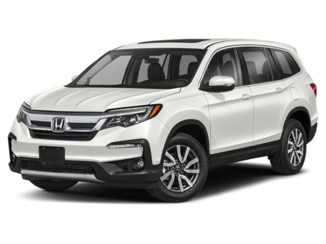 2021 Honda Pilot EX-L EX-L 2WD Regular Unleaded V-6 3.5 L/212 [14]