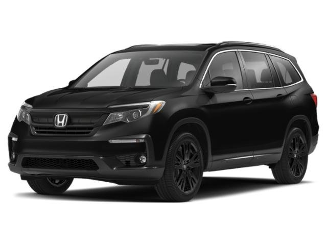 2021 Honda Pilot Special Edition Special Edition 2WD Regular Unleaded V-6 3.5 L/212 [11]