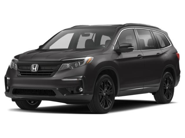2021 Honda Pilot Special Edition Special Edition AWD Regular Unleaded V-6 3.5 L/212 [5]