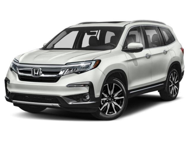 2021 Honda Pilot Touring 7-Passenger Touring 7-Passenger 2WD Regular Unleaded V-6 3.5 L/212 [5]
