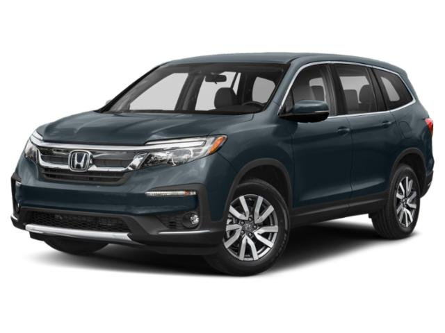 2021 Honda Pilot EX EX AWD Regular Unleaded V-6 3.5 L/212 [13]