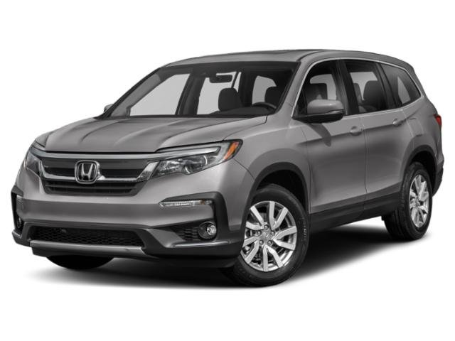 2021 Honda Pilot EX-L EX-L 2WD Regular Unleaded V-6 3.5 L/212 [1]