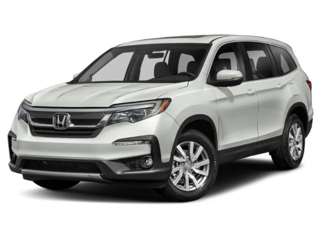 2021 Honda Pilot EX-L EX-L 2WD Regular Unleaded V-6 3.5 L/212 [10]