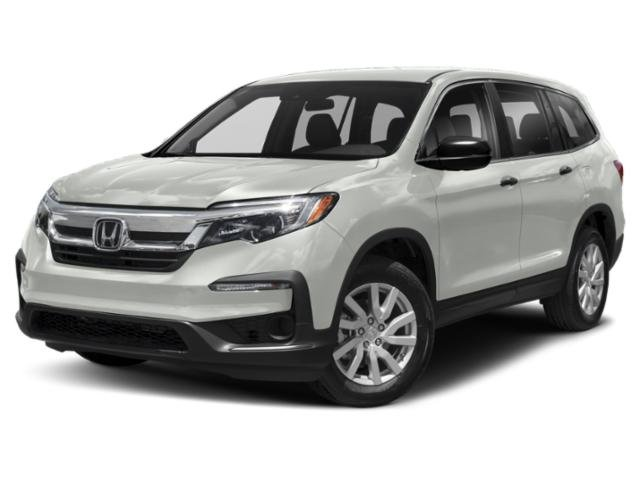 2021 Honda Pilot LX LX 2WD Regular Unleaded V-6 3.5 L/212 [0]