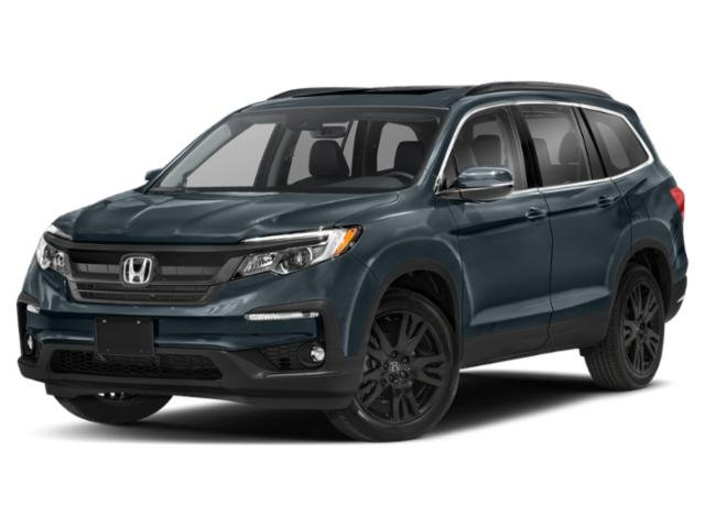 2021 Honda Pilot Special Edition Special Edition 2WD Regular Unleaded V-6 3.5 L/212 [4]