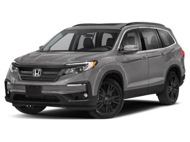 2021 Honda Pilot Special Edition Special Edition 2WD Regular Unleaded V-6 3.5 L/212 [7]