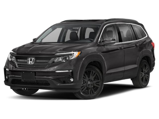 2021 Honda Pilot Special Edition Special Edition 2WD Regular Unleaded V-6 3.5 L/212 [16]