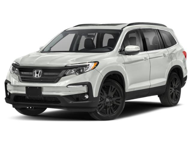 2021 Honda Pilot Special Edition Special Edition 2WD Regular Unleaded V-6 3.5 L/212 [1]