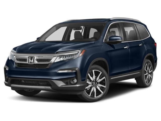 2021 Honda Pilot Touring 8-Passenger Touring 8-Passenger 2WD Regular Unleaded V-6 3.5 L/212 [1]