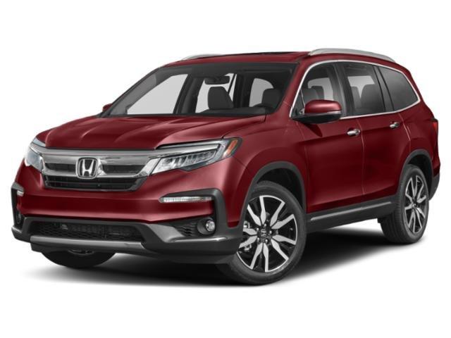 2021 Honda Pilot Touring 8-Passenger Touring 8-Passenger 2WD Regular Unleaded V-6 3.5 L/212 [13]