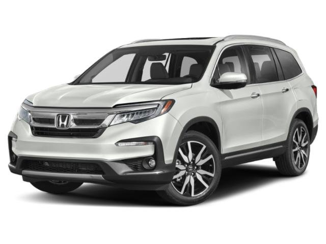 2021 Honda Pilot Touring 8-Passenger Touring 8-Passenger 2WD Regular Unleaded V-6 3.5 L/212 [18]