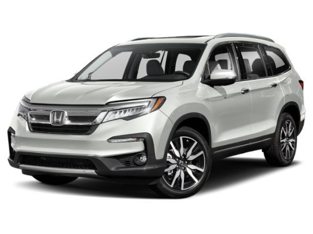 2021 Honda Pilot Touring 8-Passenger Touring 8-Passenger AWD Regular Unleaded V-6 3.5 L/212 [10]