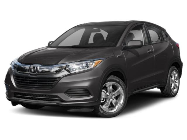 2021 Honda HR-V LX LX 2WD CVT Regular Unleaded I-4 1.8 L/110 [7]
