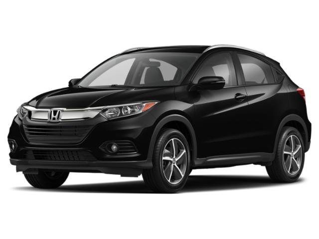2021 Honda HR-V EX EX 2WD CVT Regular Unleaded I-4 1.8 L/110 [0]