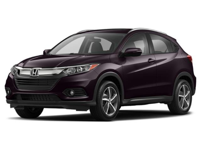 2021 Honda HR-V EX EX 2WD CVT Regular Unleaded I-4 1.8 L/110 [18]