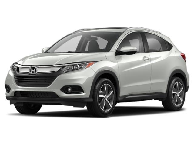 2021 Honda HR-V EX EX 2WD CVT Regular Unleaded I-4 1.8 L/110 [2]