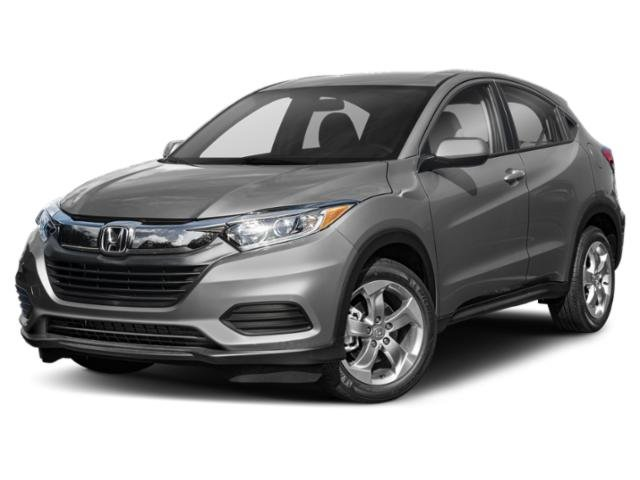 2021 Honda HR-V LX LX 2WD CVT Regular Unleaded I-4 1.8 L/110 [14]
