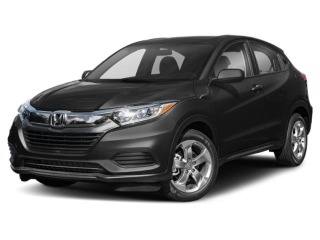 2021 Honda HR-V LX LX 2WD CVT Regular Unleaded I-4 1.8 L/110 [9]