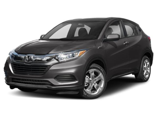 2021 Honda HR-V LX LX 2WD CVT Regular Unleaded I-4 1.8 L/110 [4]