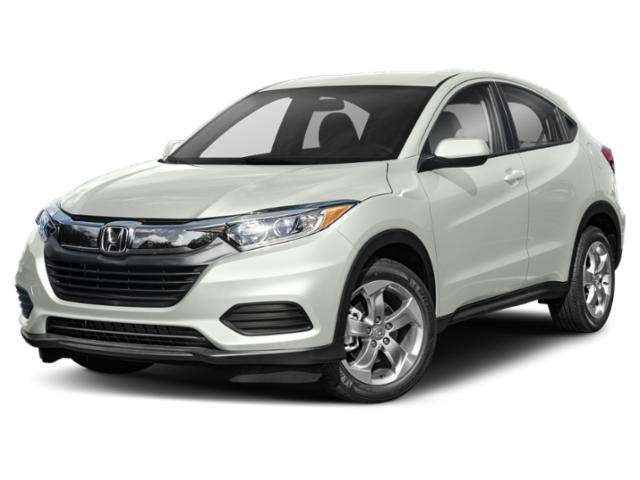 2021 Honda HR-V LX LX 2WD CVT Regular Unleaded I-4 1.8 L/110 [16]
