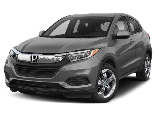 2021 Honda HR-V LX LX AWD CVT Regular Unleaded I-4 1.8 L/110 [2]