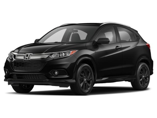 2021 Honda HR-V Sport Sport 2WD CVT Regular Unleaded I-4 1.8 L/110 [2]