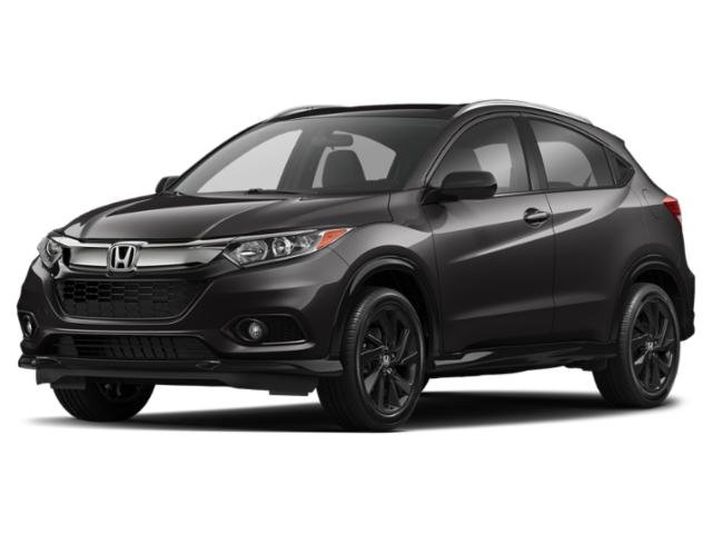 2021 Honda HR-V Sport Sport 2WD CVT Regular Unleaded I-4 1.8 L/110 [7]