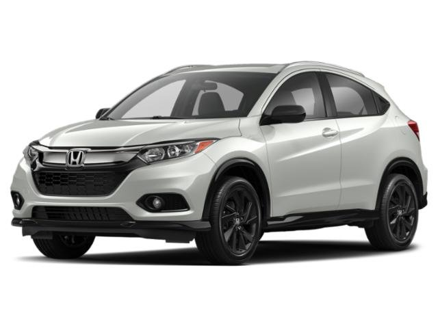 2021 Honda HR-V Sport Sport 2WD CVT Regular Unleaded I-4 1.8 L/110 [5]