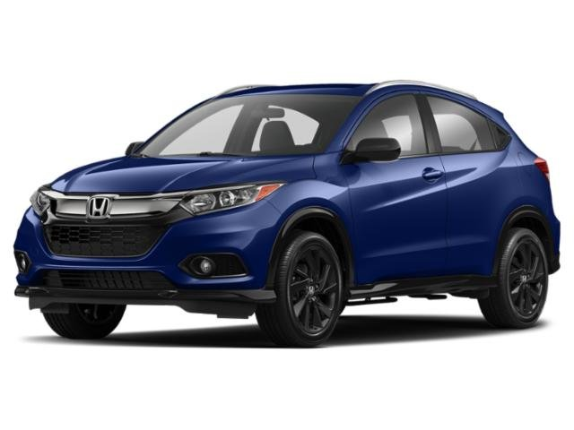 2021 Honda HR-V Sport Sport AWD CVT Regular Unleaded I-4 1.8 L/110 [3]