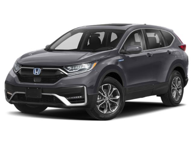 2021 Honda CR-V Hybrid EX EX AWD Gas/Electric I-4 2.0 L/122 [9]