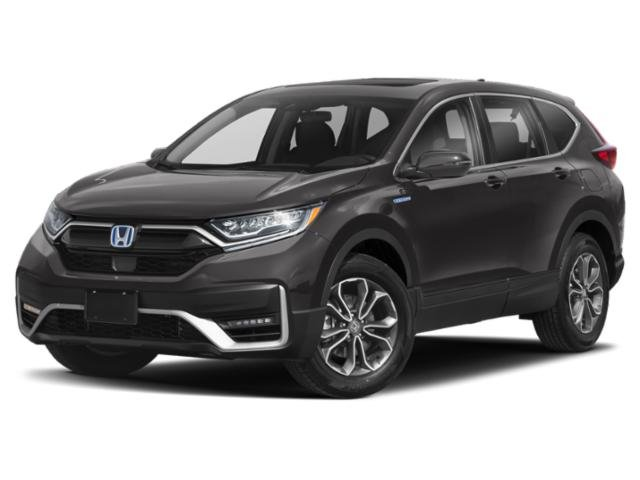 2021 Honda CR-V Hybrid EX EX AWD Gas/Electric I-4 2.0 L/122 [2]