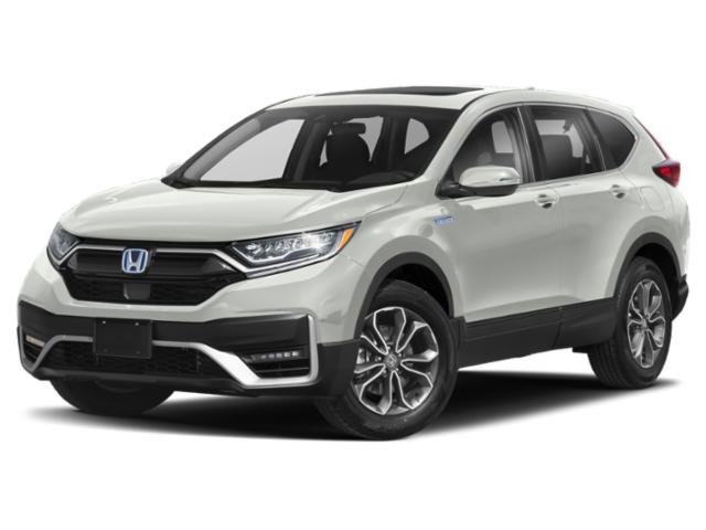 2021 Honda CR-V Hybrid EX EX AWD Gas/Electric I-4 2.0 L/122 [1]