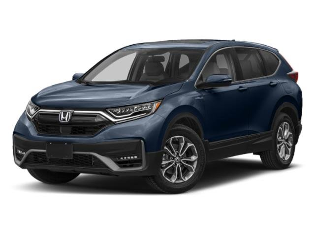 2021 Honda CR-V Hybrid EX-L EX-L AWD Gas/Electric I-4 2.0 L/122 [7]