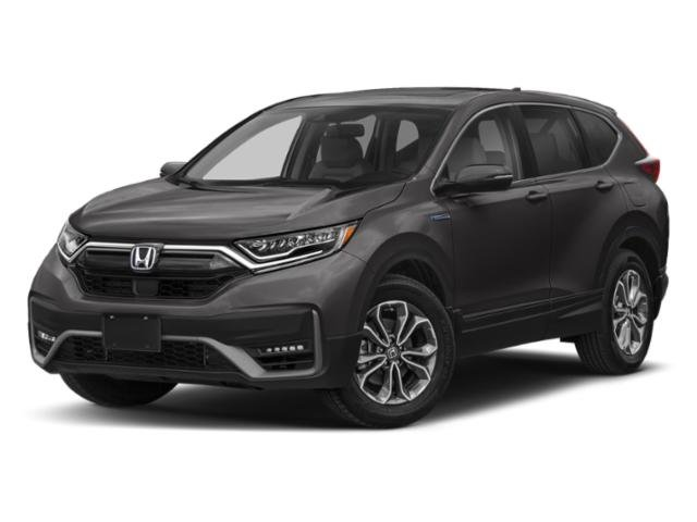 2021 Honda CR-V Hybrid EX-L EX-L AWD Gas/Electric I-4 2.0 L/122 [8]