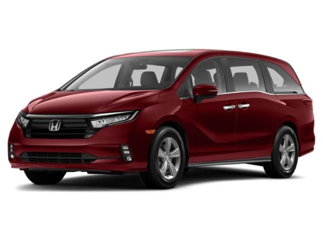 2021 Honda Odyssey EX EX Auto Regular Unleaded V-6 3.5 L/212 [5]